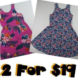Old Navy Bundle- Summer Floral Dress
